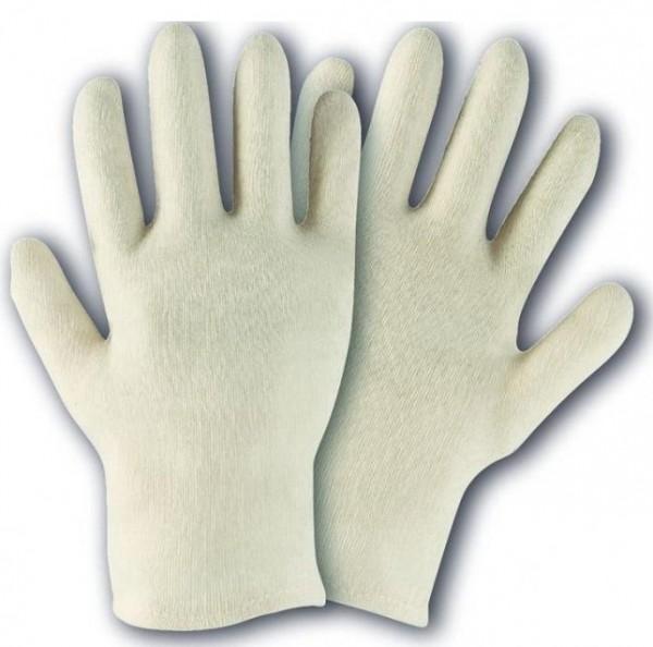 4Safe H250 Baumwoll-Trikothandschuhe beige